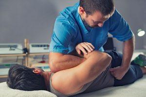 Flexion-Distraction Technique Health Vertebrae Disc Recovery Urgent Care Chiropractic